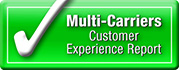 Multiple Carriers Customer Experience